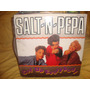 Vinilo Salt-n-pepa Get Up Everbody Twist And Show Plateau Ne