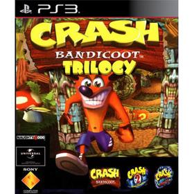 Crash Bandicoot Trilogía Ps3 Los 3 Juegos Digital - Stock Ya