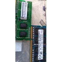 Memorias Ram Ddr3l 4gb 1600hz Notebook Low Voltage