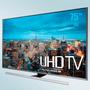Samsung Led 75 Ju7100 Uhd 4k 3d 75ju7100 Linea Nueva 2015