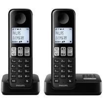 Teléfono Inalámbrico Philips D2352b