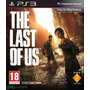 The Last Of Us Ps3 Nuevo Sellado Fisico Local A La Calle