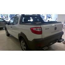 Fiat Strada Working 1.4 En Cuotas