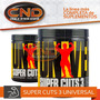 Super Cuts 3 Quemador Lipotropico Y Diuretico Universal X130