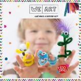 Kit De Manualidades Para Niños - Tarro We Art