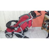 Cochecito 3ruedas Infanti-mod Sbt 485 Mas Huevito Y Base P/a