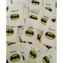 Bolsas Carameleras Souvenir Cumpleaños Personalizadas X 12