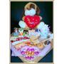 Desayuno Romantico San Valentin A Domicilio Con Peluche