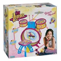 Bateria Musical Grande Soy Luna Disney Ditoys