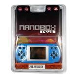 Mini Consola De Juegos Portatil 288 Juegos Sonido Niños Kids