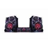 Minicomponente Lg Cm9760 3300 Watts Bluetooth Usb Karaoke