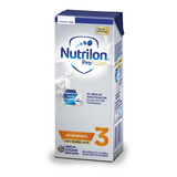 Leche De Fórmula Líquida Nutricia Bagó Nutrilon Profutura 3 Por 30 Unidades De 200ml