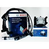 Kit Bosch Bobina+cables Vw Gol Trend / Fox / Suran / Voyage