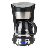 Cafetera Digital Programable Martin & Martin 750 Ml 5 Pocill