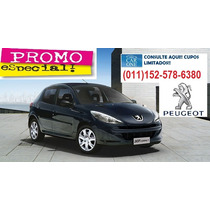 $38000 + Financiacion Tasa 0% Interes Peugeot 207 Allure