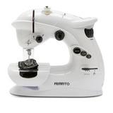Máquina De Coser Femmto Hlt7 Blanco 220v