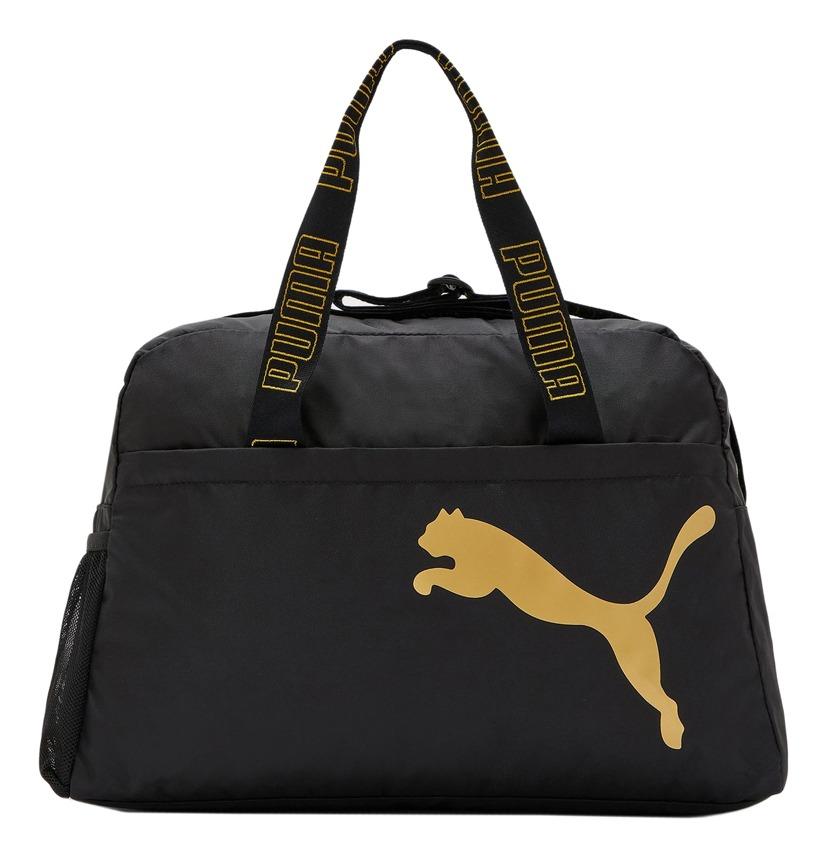 Bolso Puma Training Active Essentials Grip Mujer Ng/do