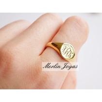 dffe38fd1ed4 Busca anillo de sello con la inicial w con los mejores precios del ...