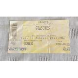Entrada Guasones - Palermo- Groove- Usada-