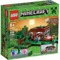Lego Minecraft 21115 La Primer Noche Original - Mundo Manias
