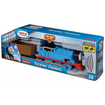 Thomas & Friends Trackmaster Talking Thomas Sonidos Y Frases
