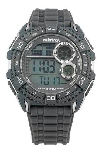 fábrica auténtica df8e5 c970c Reloj Hombre Mistral Gdg 3617 Deportivo Digital Cronometr $1732.5 ed3IR -  Precio D Argentina