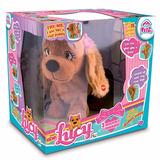 Mascota Perro Lucy Puppy Ladra Come Baila Club Petz Imc Toys