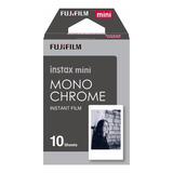Rollo 10 Fotos Camara Fuji Instax Mini Film Colores Unicos