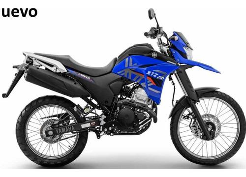 $ 398.100 + 12 Cuotas Sin Interes Yamaha Xtz 250 New 2020