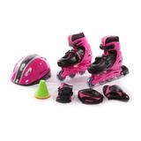 Rollers Patín Extensible Reforzado Con Protección 1292