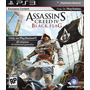 Assassins Creed Iv Black Flag Nuevo Ps3 Dakmors Canje/venta