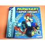Mario Kart Super Circuit (1665) Gb Advance Con Caja Y Manual