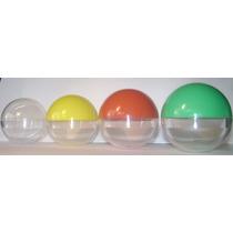 350 Cápsulas!! Esferas, Pelotas Porta Juguetes, Cotillón