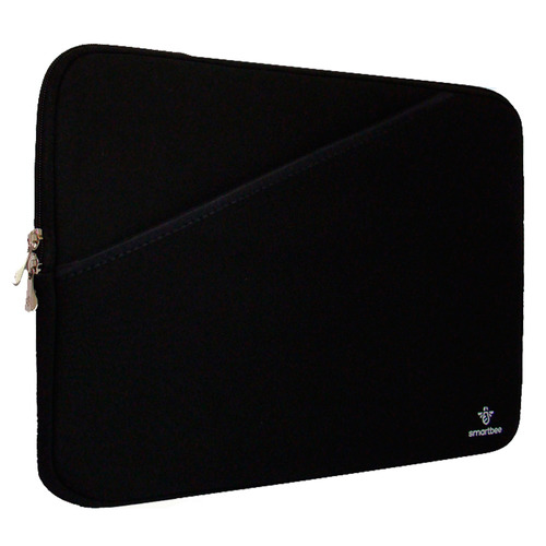 Funda notebook 15 negro c bolsillo 89 ftq1h precio d for Fundas notebook