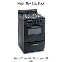 Cocina 4 Hornallas Con Horno Martiri New Lujo 51cm