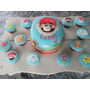 Torta Artesanal Mario Bross Zona Sur!