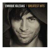 Cd Enrique Iglesias Greatest Hits Nuevo 2019 En Stock