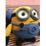 Minion - Bob - A Crochet ! Elida A Tejer