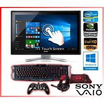 Sony Vaio Vpcl235fl Funcionando Ok, Con Detalles