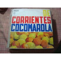 Vinilo De Corrientes Chamamé Transito Cocomarola Long Play
