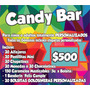 Candy Bar Para 30 Invitados