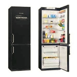 Heladera Con Freezer Koh-i-noor Kgb-4094/6 Negro, 367 Lts