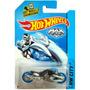 Hot Wheels Max Steel Moto Negra 85/250 2014 Juguete Original