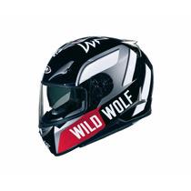 Casco Shiro Sh 715 Wild Wolf Integral En Freeway Motos!