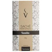 Sache Perfumado - Aroma Vanilla - 10g - Via Aroma