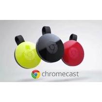 Google Chromecast 2da Generacion Smart Tv Usb Factura A/b