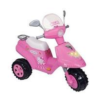 Scooter A Batería Modelo Kitty / Barbie Biemme Para Nenas
