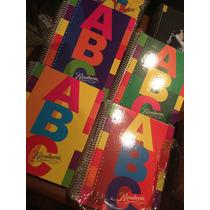 Cuaderno Abc Rivadavia Cuadriculado 100h