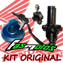 Kit De Cerradura Original Honda Cbx Twister 250 - Fas Motos