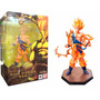 Muñeco Goku Super Sayayin - Dragon Ball Z - Original Bandai